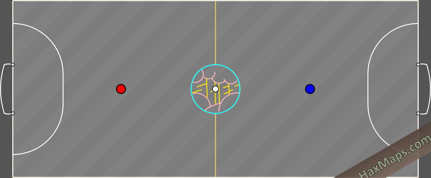 hax ball maps | Skies Futsal by mapper