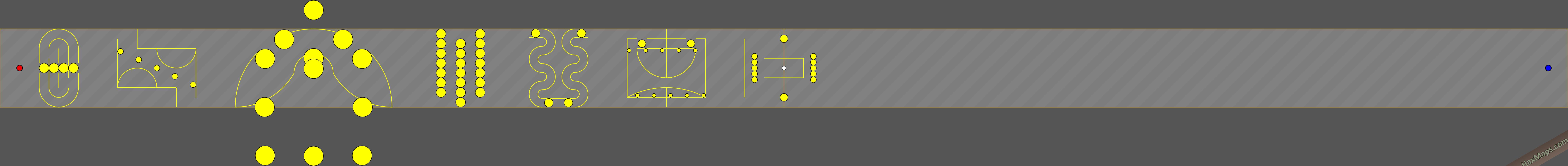 hax ball maps | Yellow-9