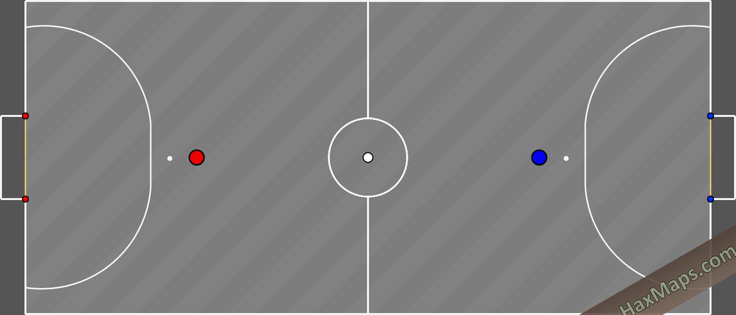 hax ball maps | FUTSAL X4 by STALL