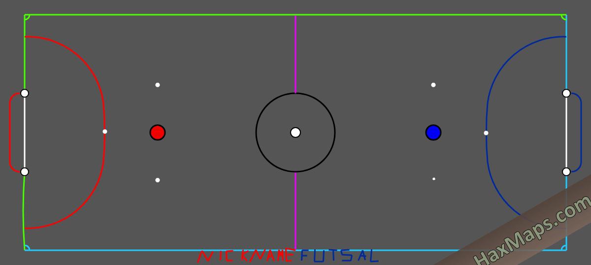 hax ball maps | Futsal Nickname
