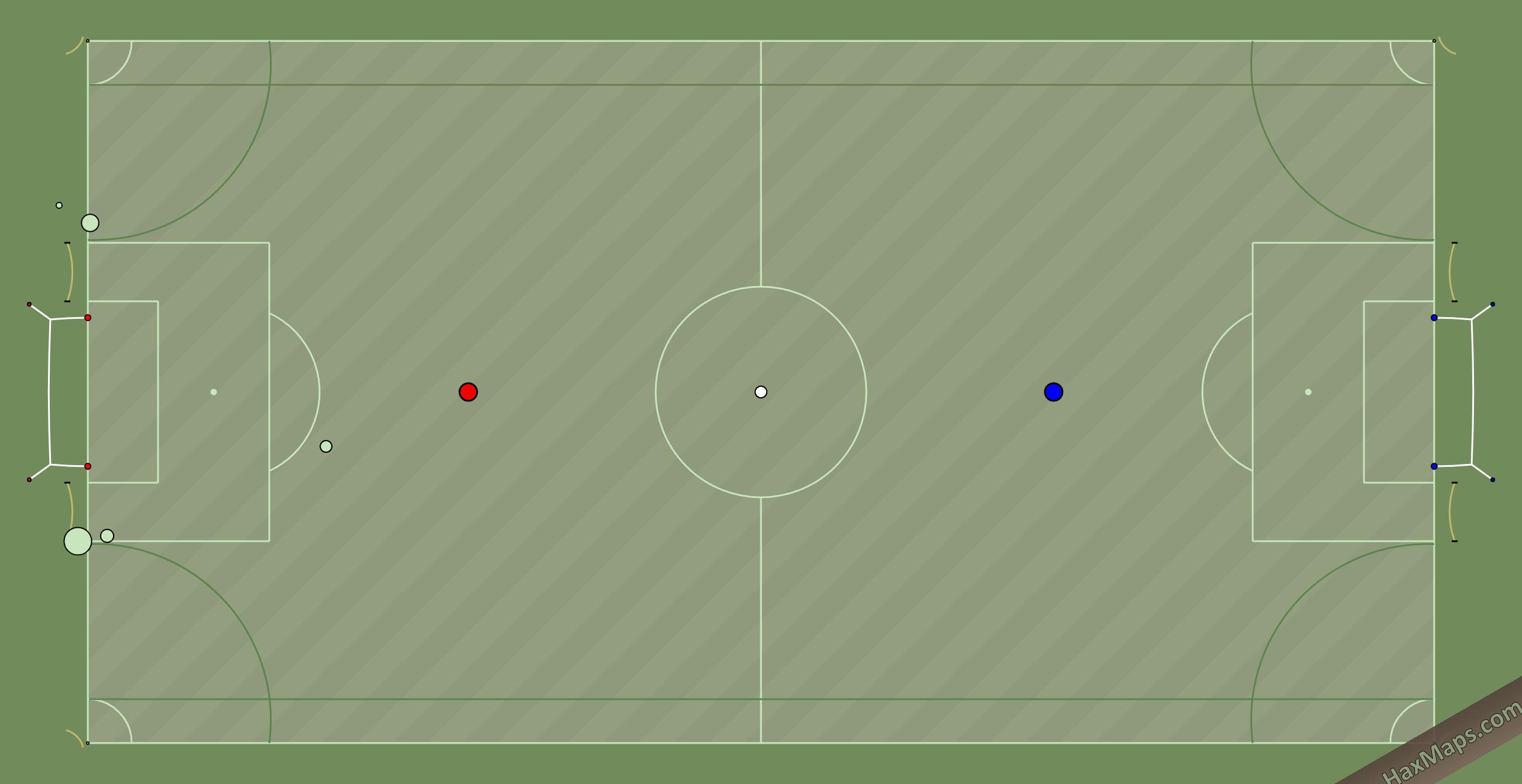 hax ball maps   Real Soccer fake