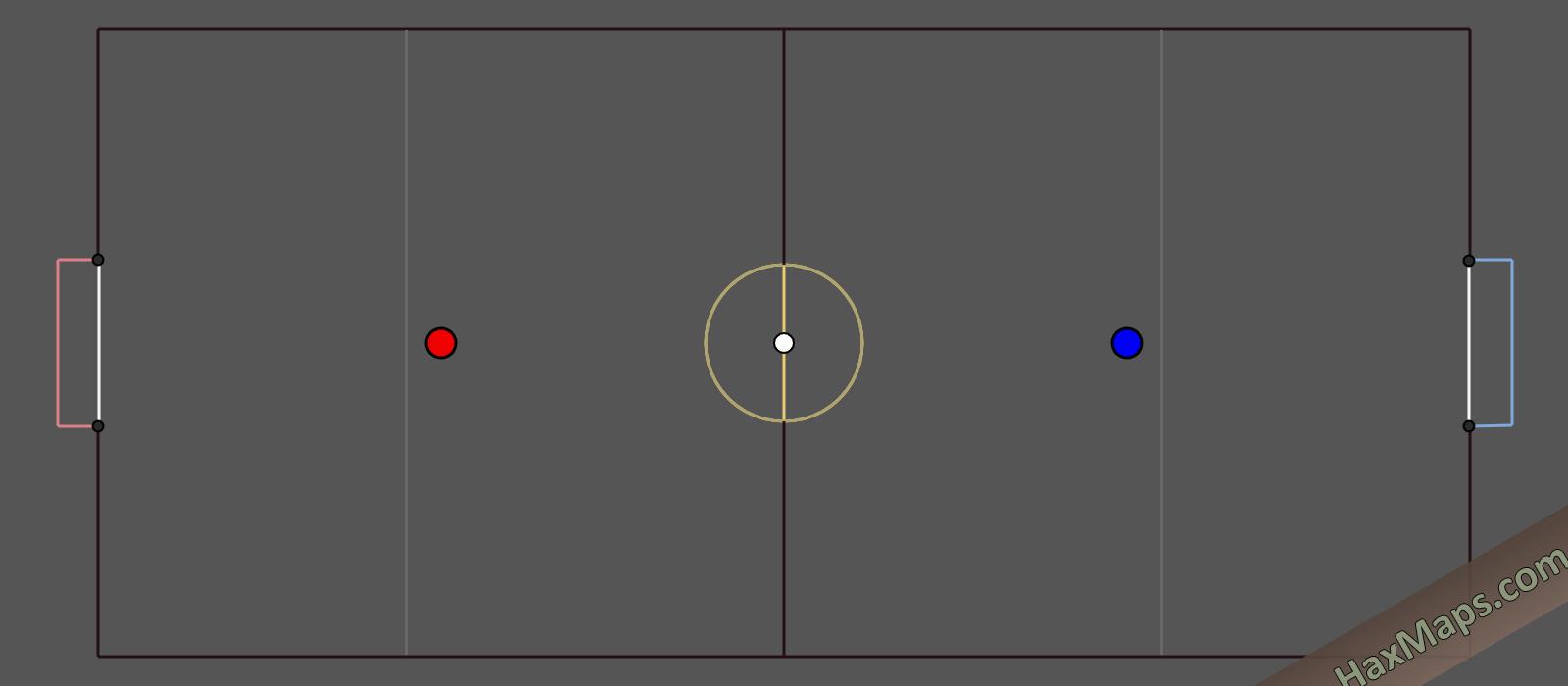 hax ball maps | EFC Futsal v3 v4 with def lines