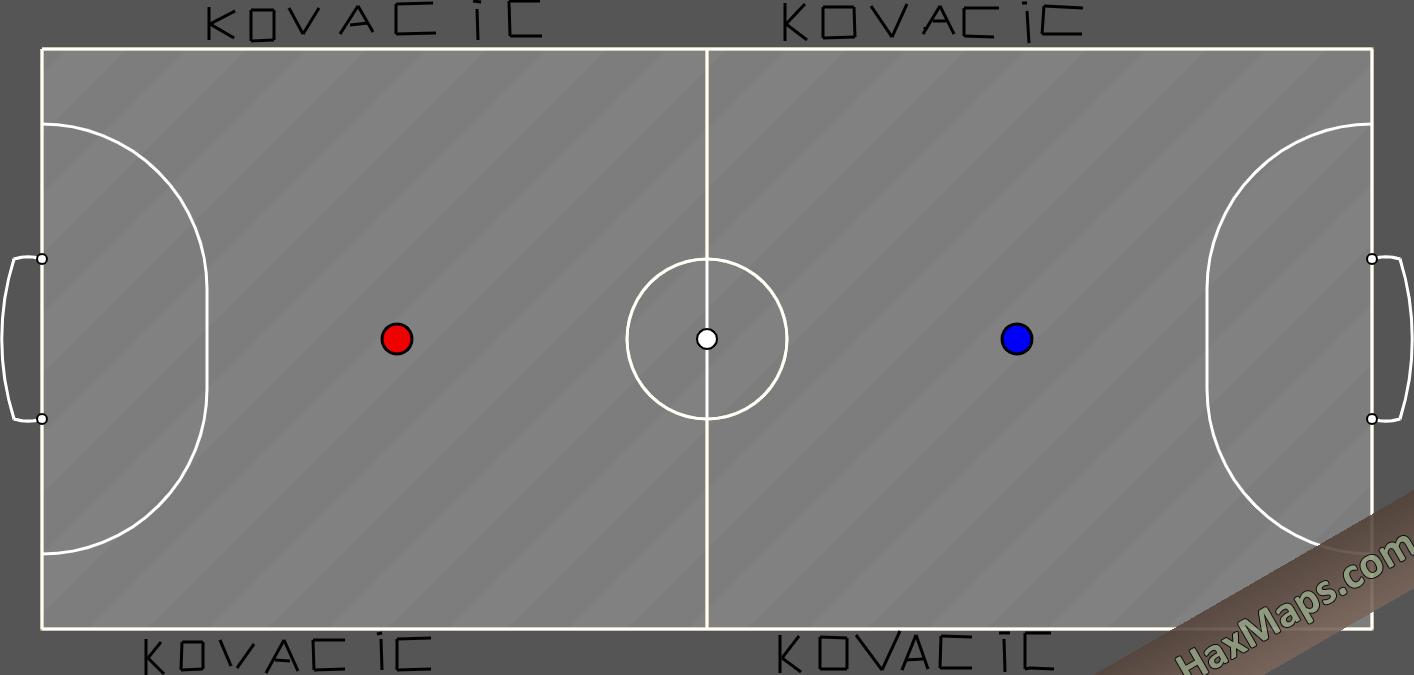haxball maps | V3 Futsal Kovacic