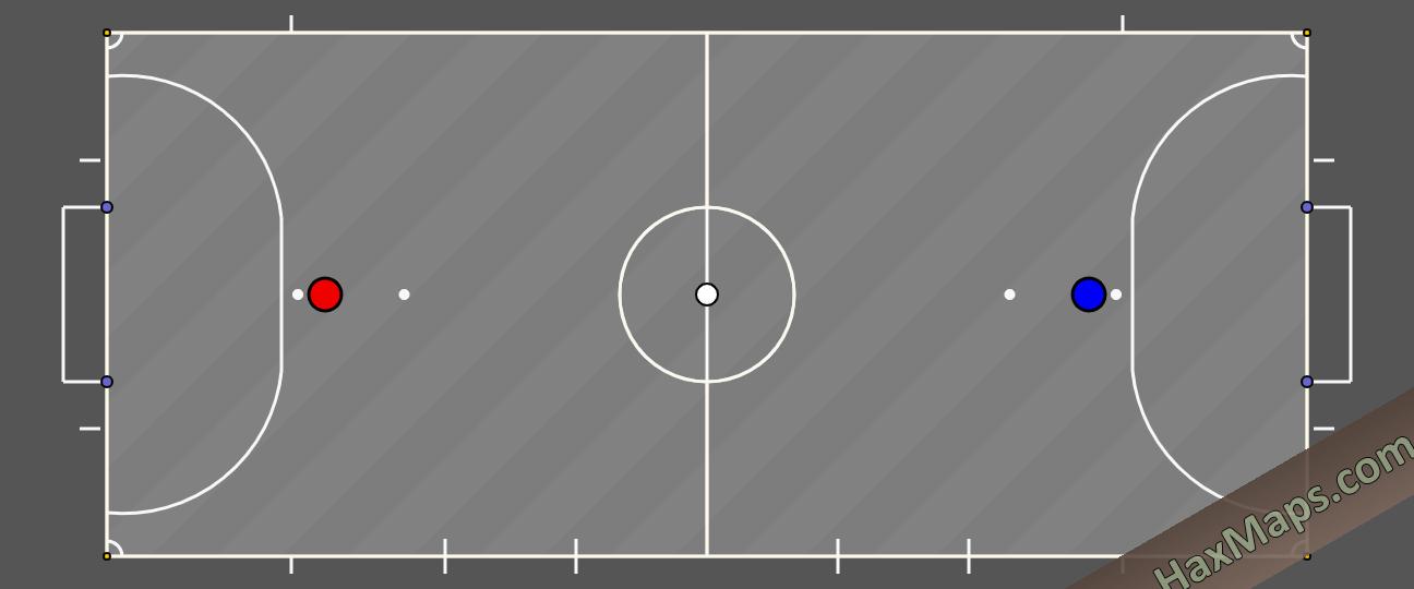 hax ball maps | Futsal v3 deparlı