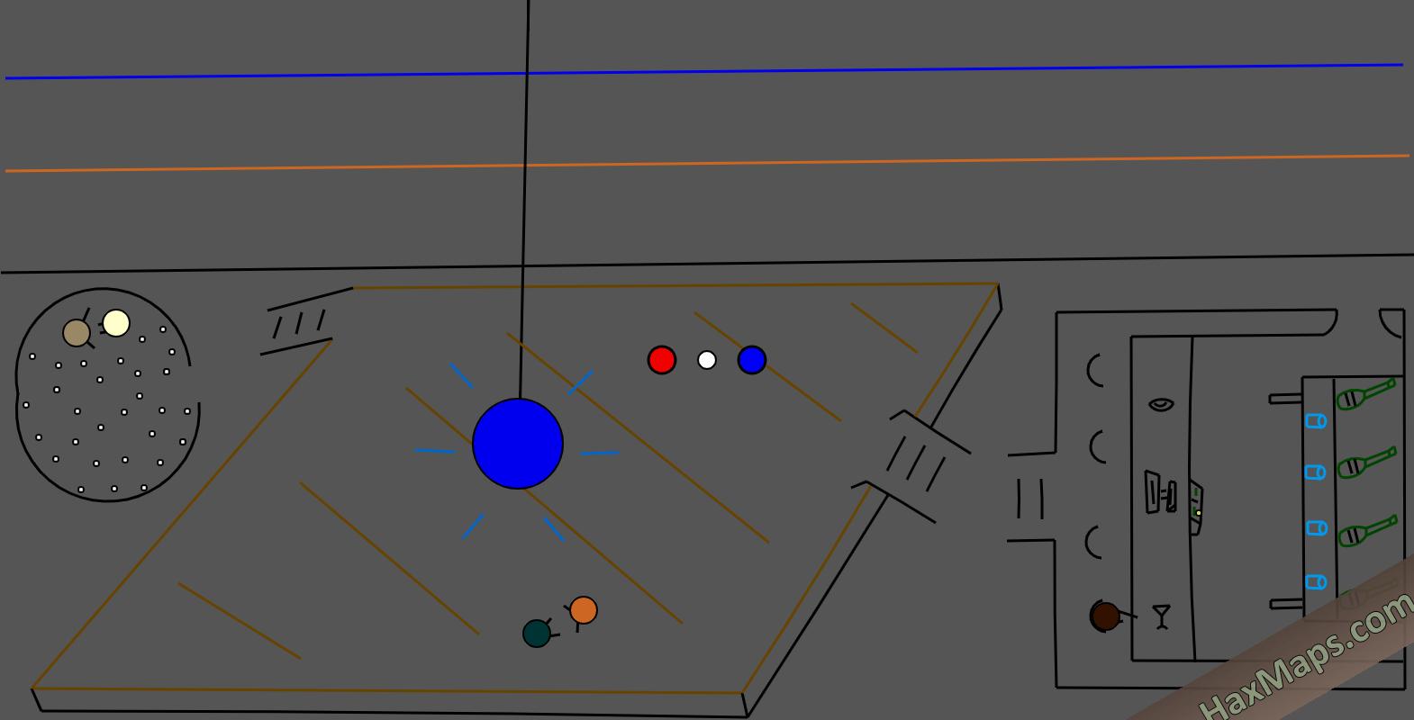 hax ball maps | Klub Impreza