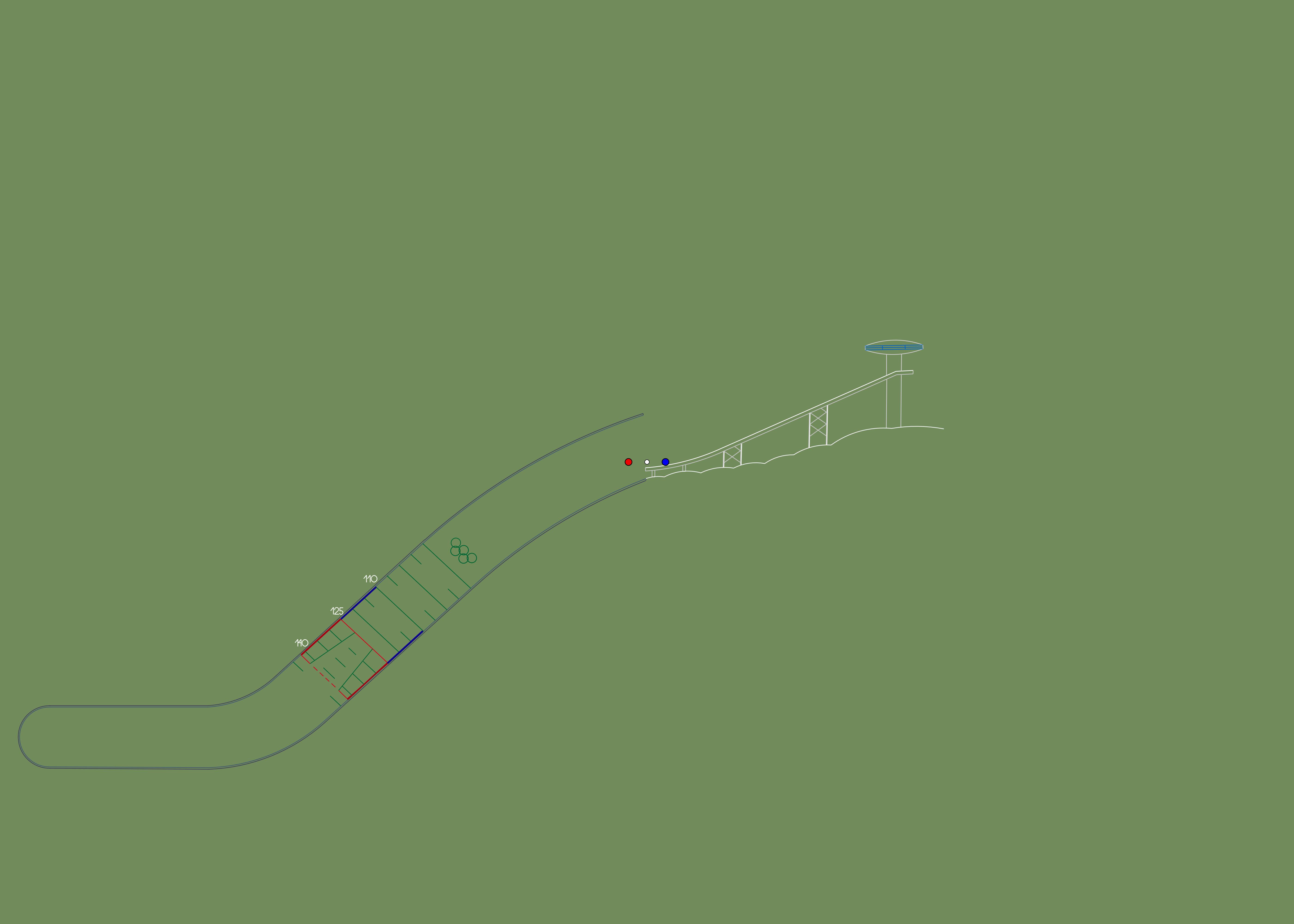 haxball maps | Pyeongchang HS 142 Alpensia Jumping Park
