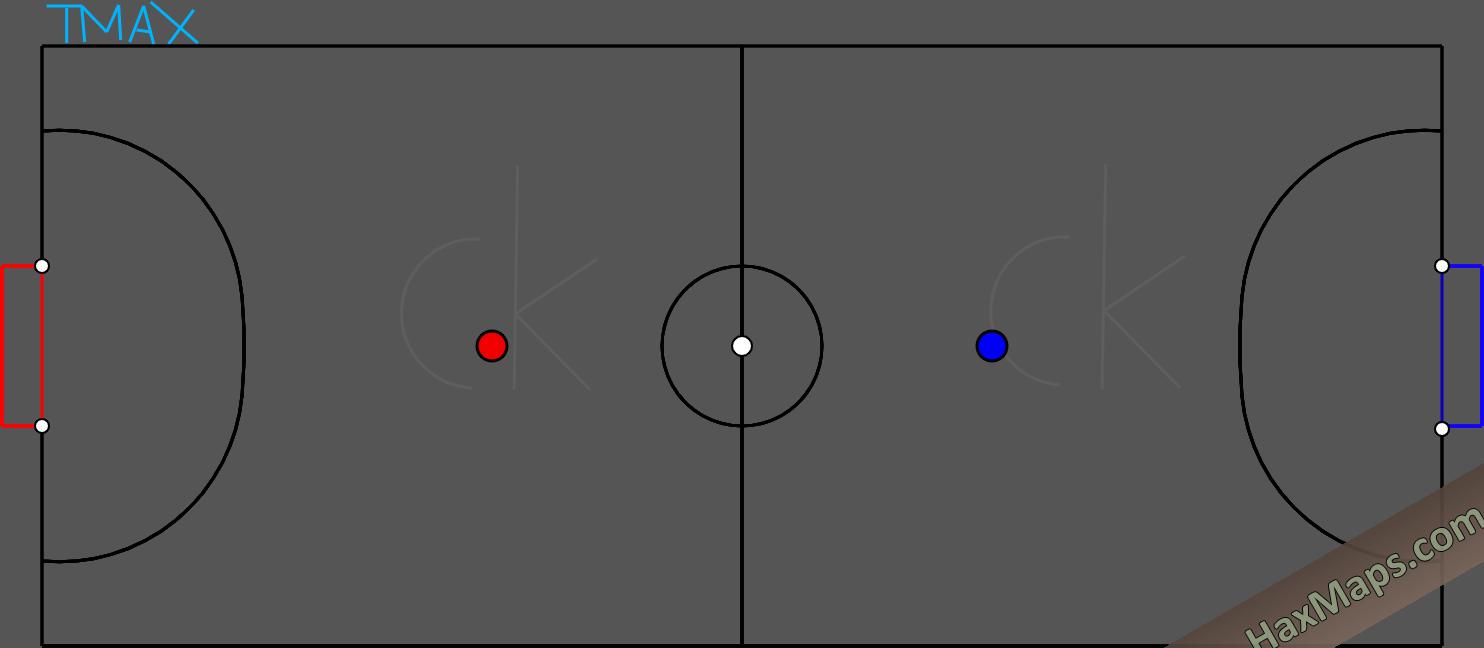 hax ball maps | Futsal 3x3 by TMAX EDIT