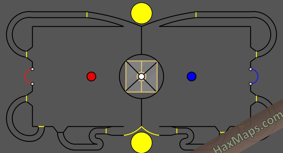 hax ball maps   Vortex Dark by xAlone