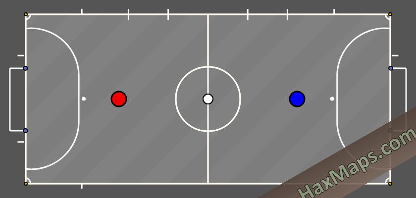 hax ball maps | Futsal No Goals