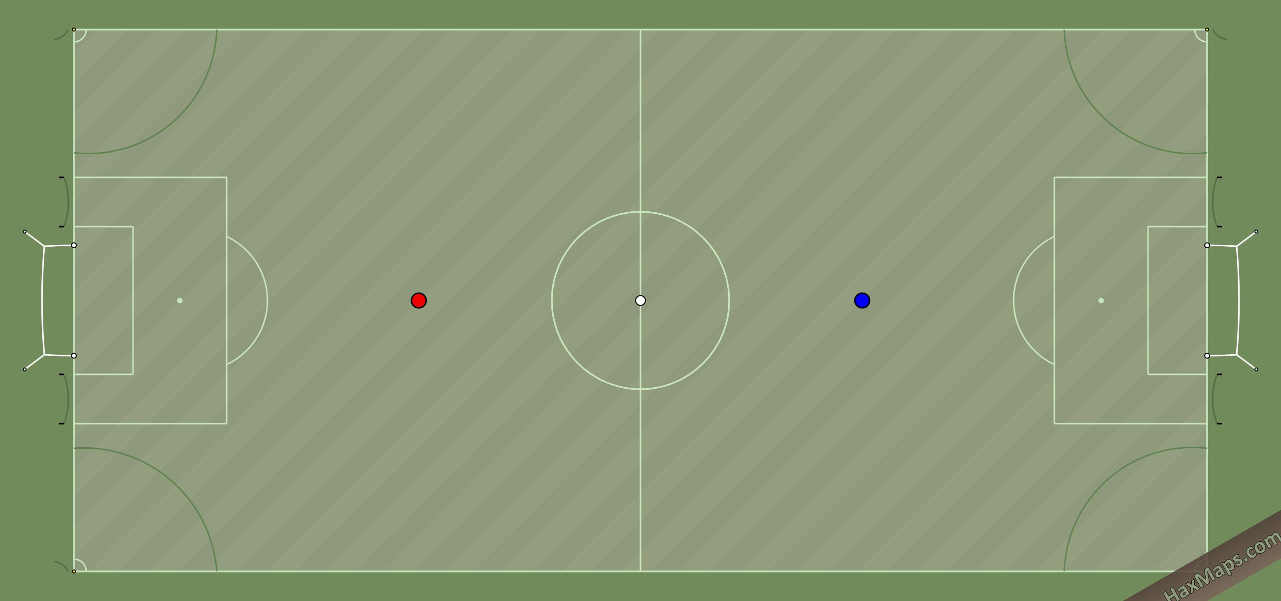 hax ball maps | Real Soccer Duvarlı