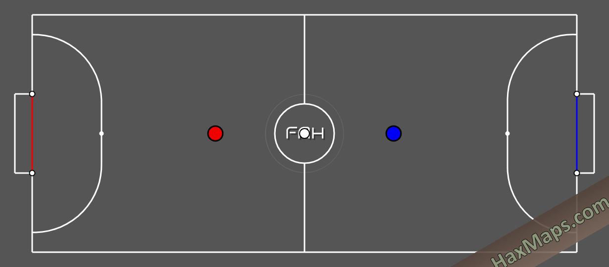 hax ball maps | Futsal X3 by FAH