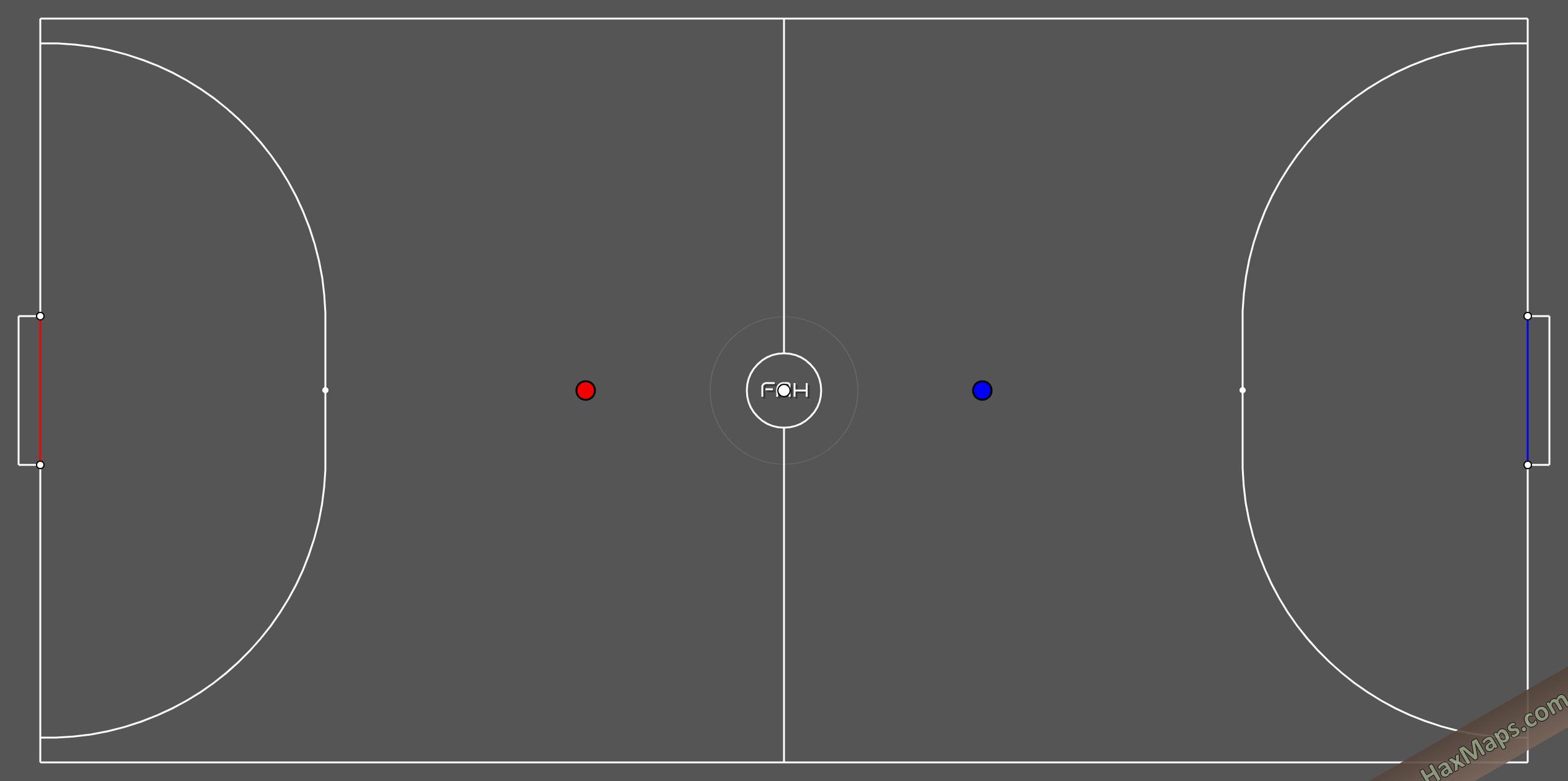hax ball maps | Futsal X7 by FAH