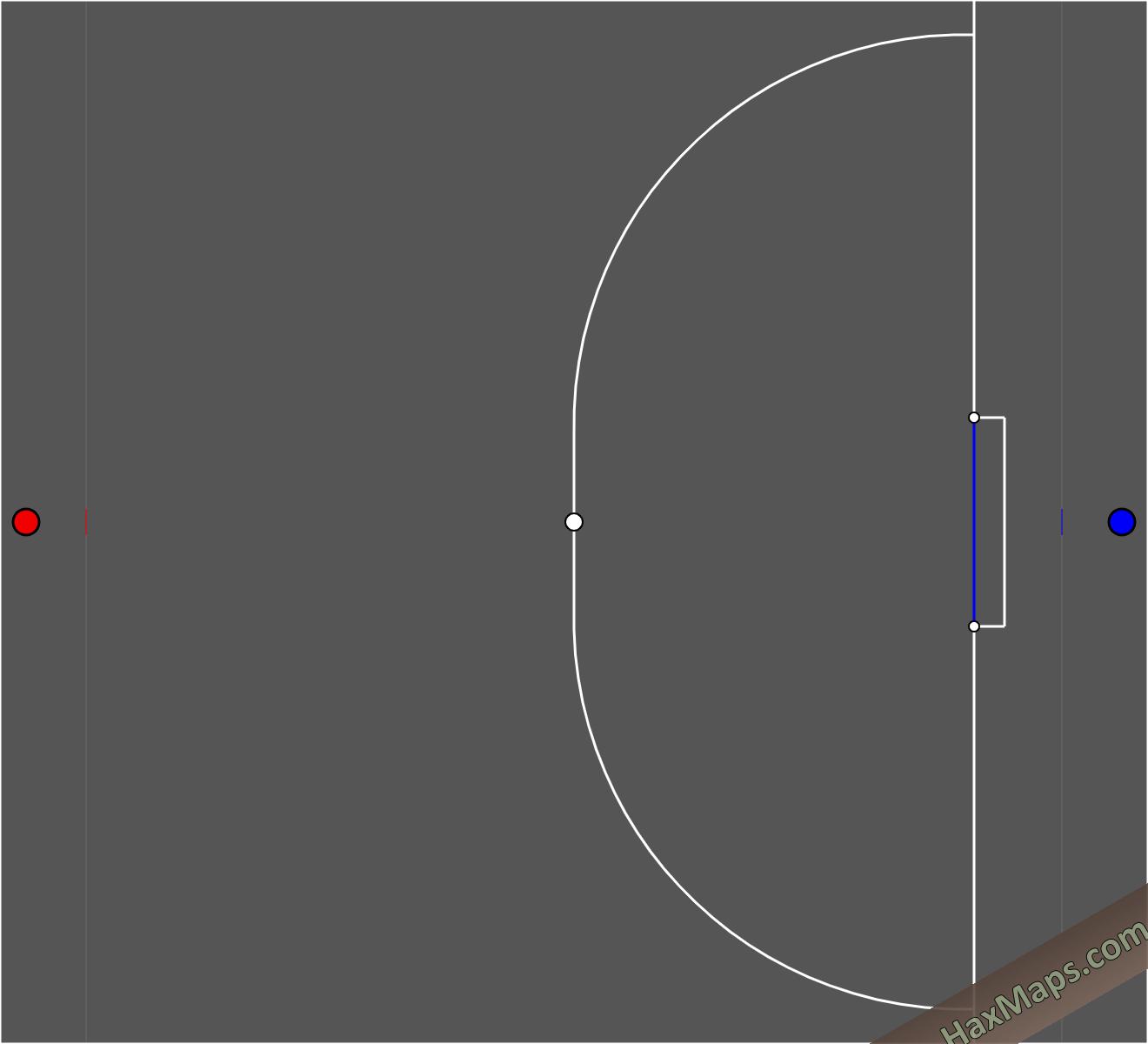 hax ball maps | Pênalti X7 B by FAH