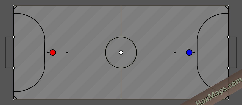 hax ball maps | Futsal x3 Black And White By Medu