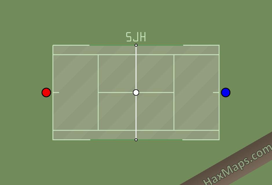 hax ball maps | SJH Wimbledon