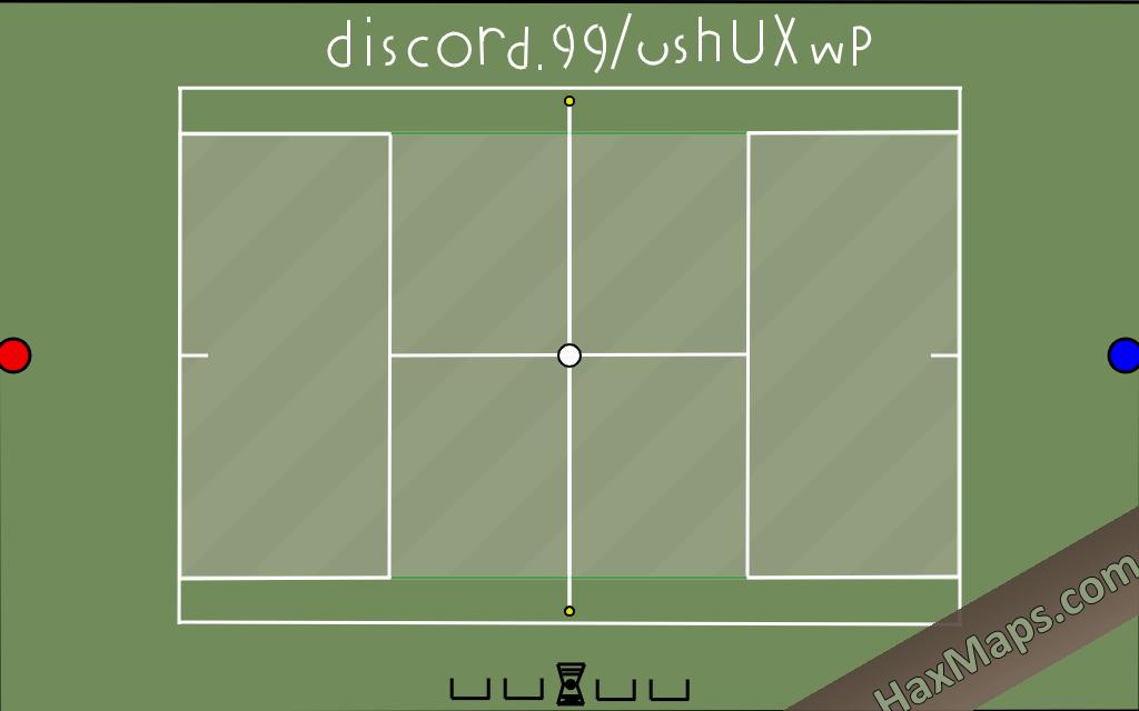 haxball maps | HAXTP Wimbledon Tennis