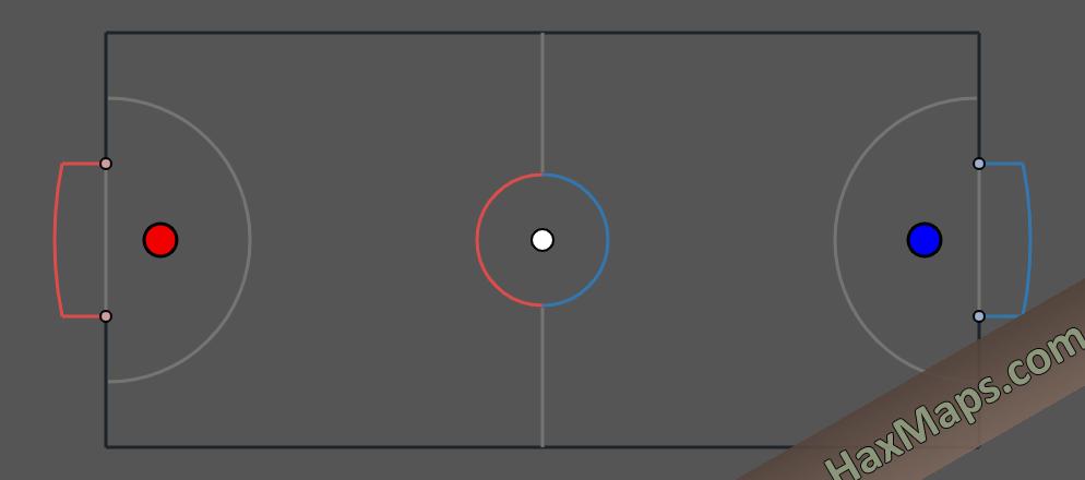 hax ball maps | FutHax SMALL 1vs1 2vs2 Futsal by Mona and Kang