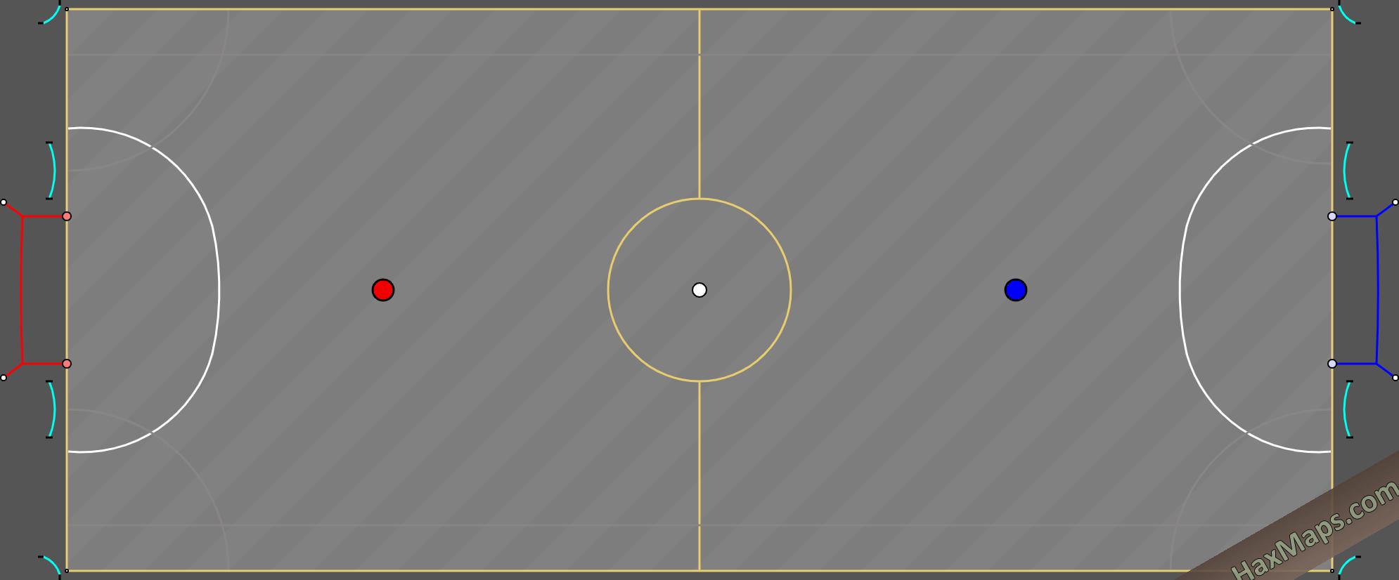 haxball maps | Real Futsal vS