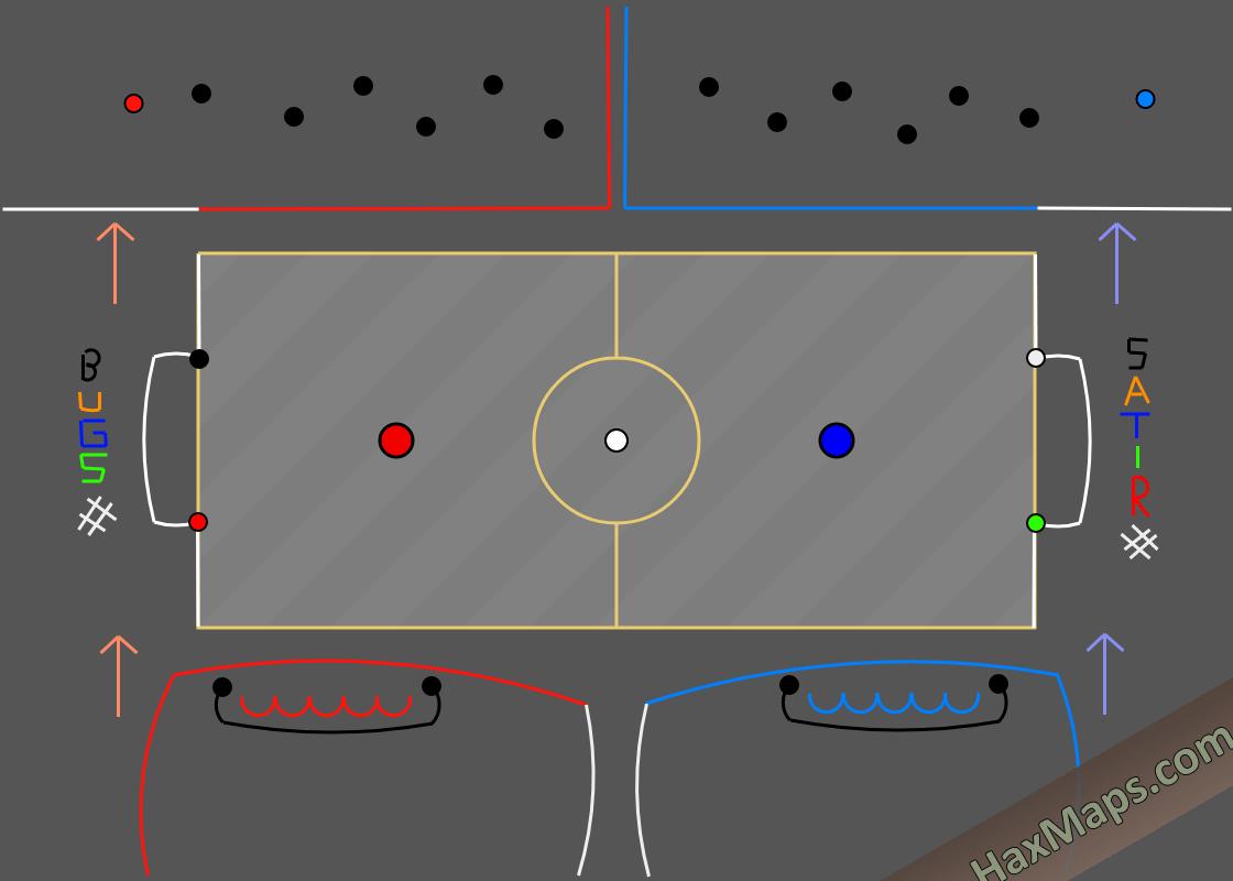hax ball maps | Professional Futsal Bugs# - SatIr#