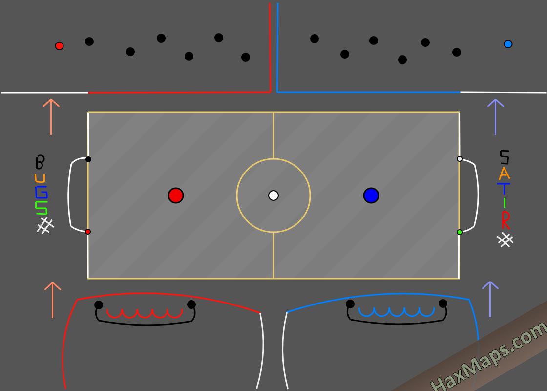 hax ball maps | Professional Futsal Bugs# - SatIr# 53