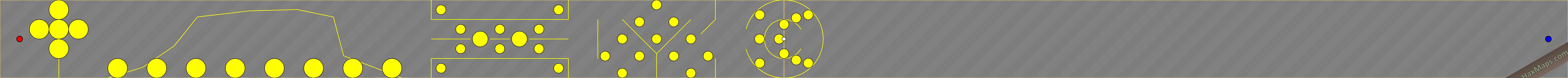 hax ball maps | Yellow - Life