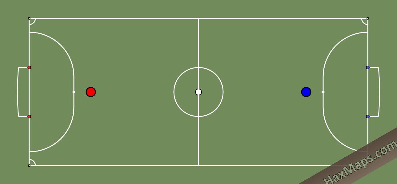 hax ball maps | Futsal Arena