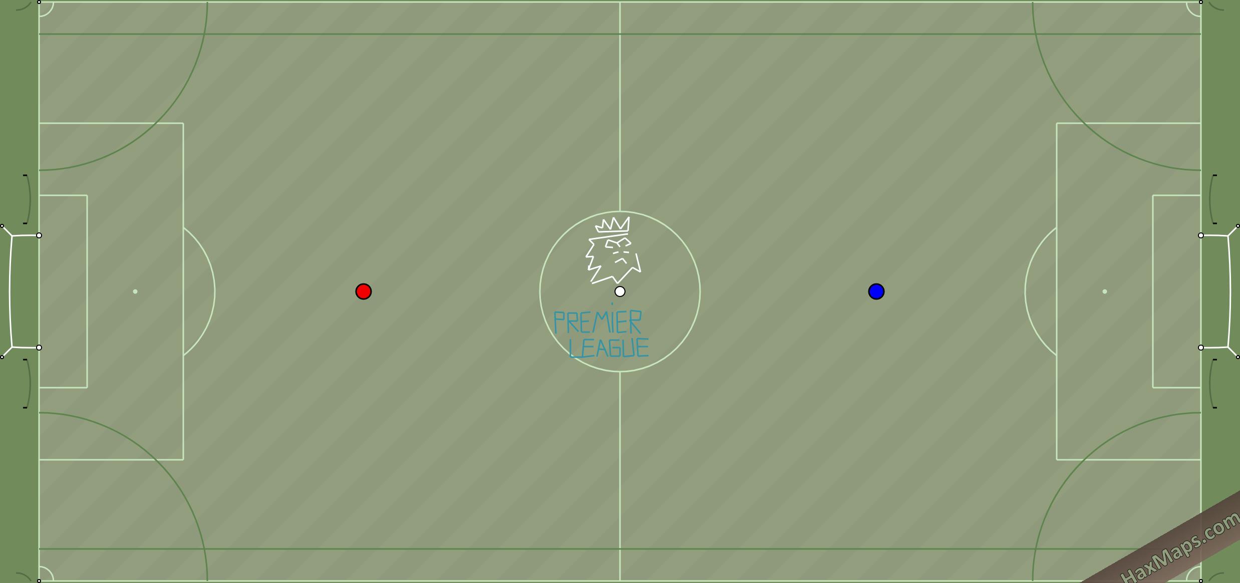 hax ball maps   Real Soccer v4 Premier League zaniolo