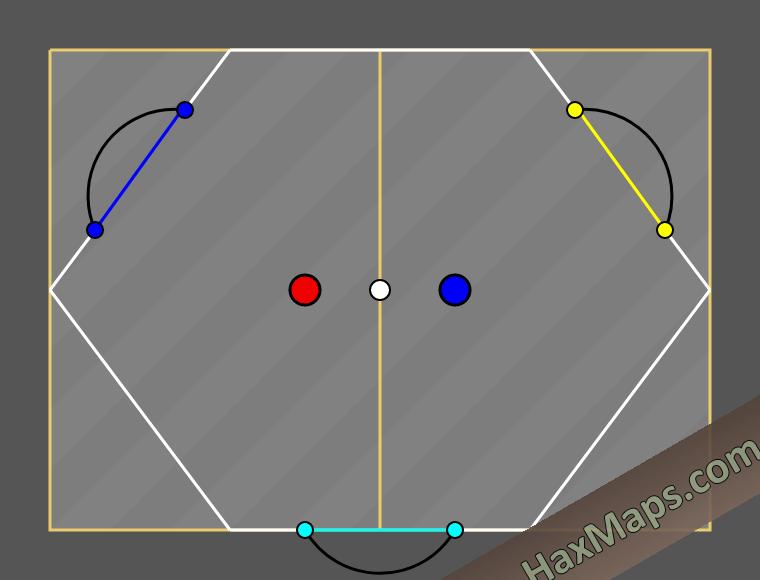 hax ball maps | 3man Strong