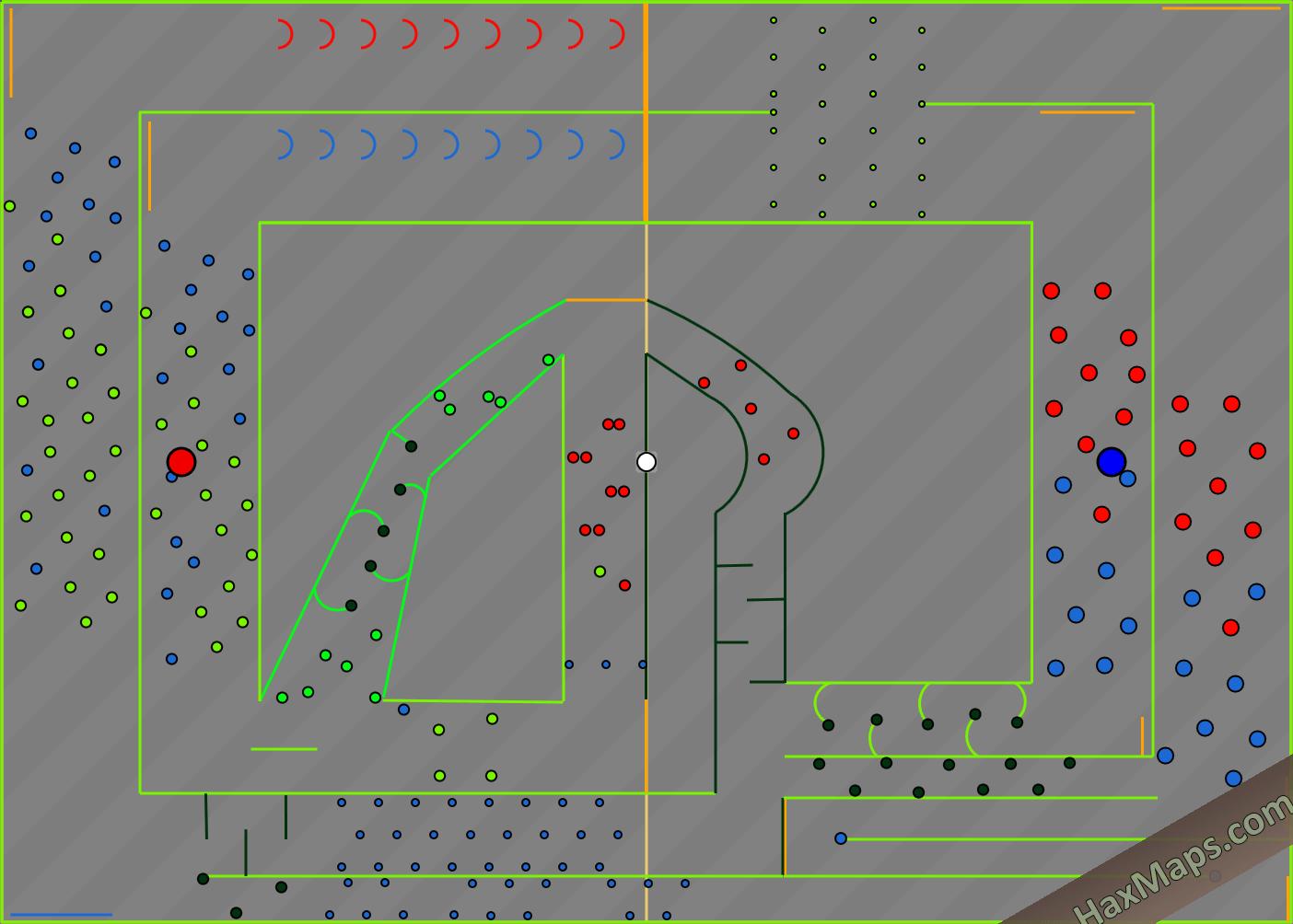 hax ball maps | Aerus