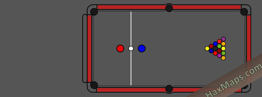 hax ball maps | Billiards Dark