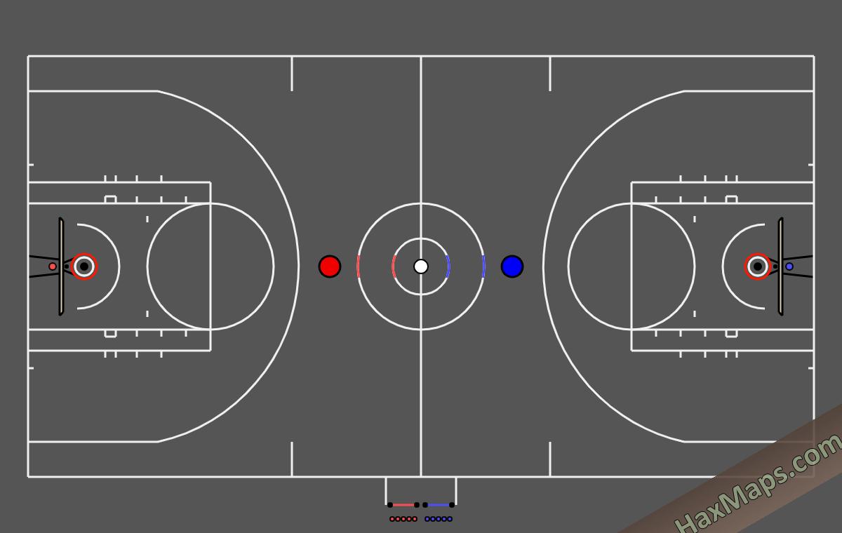 hax ball maps | Basketball by Czarni Olecko (visvaya)