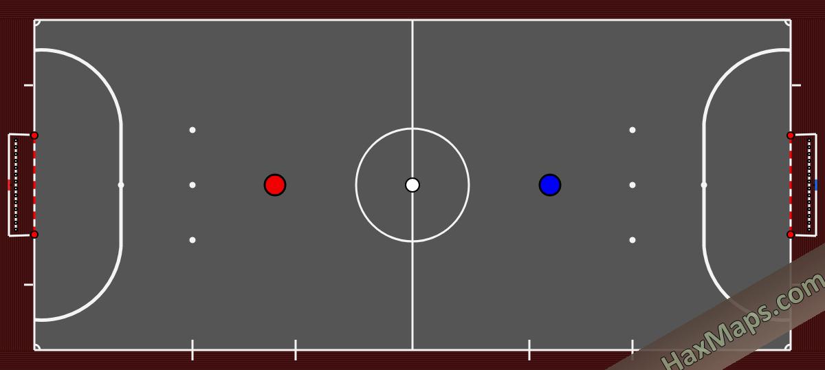 hax ball maps | New Futsal by Czarni Olecko