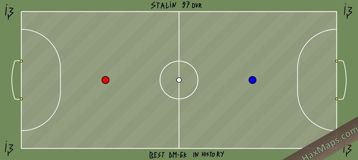 haxball maps | STALIN futsal 3x
