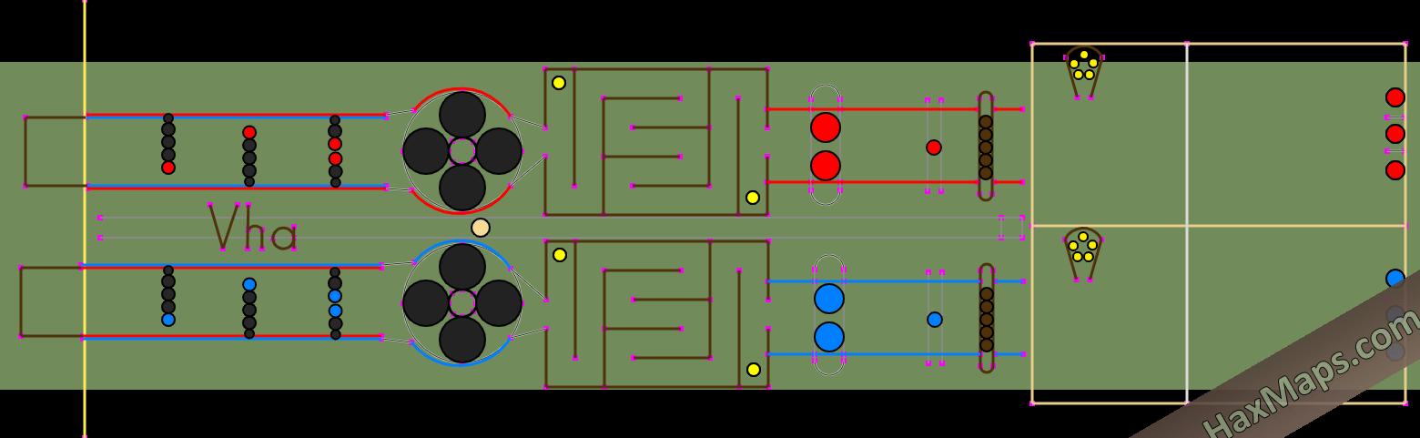 hax ball maps | SURVİVOR P2 by Vhagar