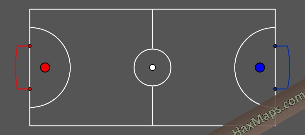haxball maps | Futsal 3v3 by MasterMatkap`S