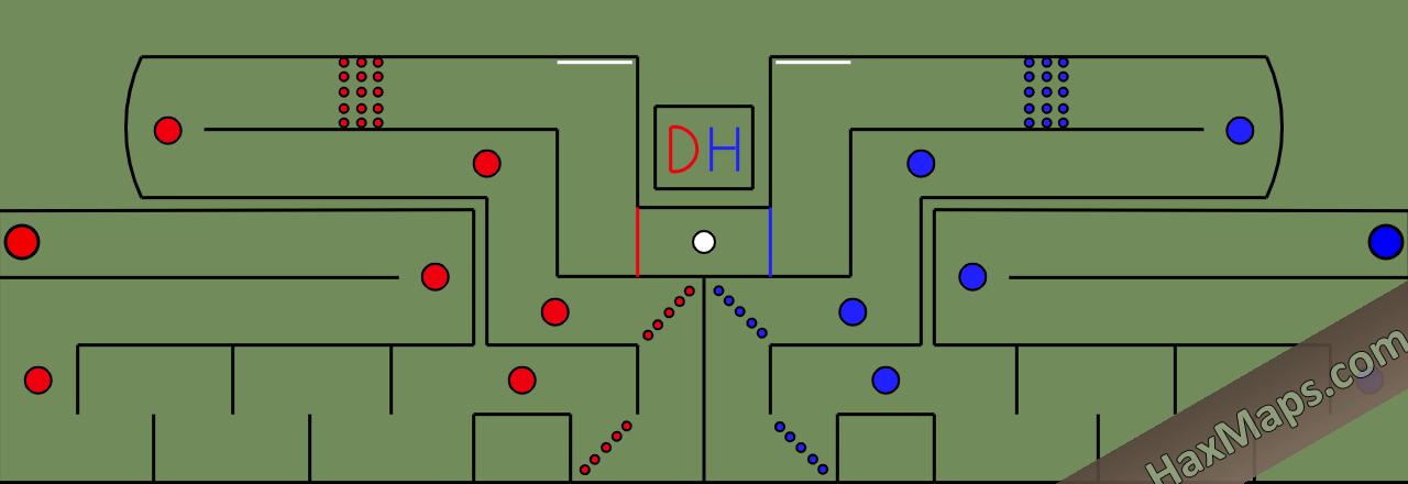 hax ball maps | DominicHaxball8 x Survivor