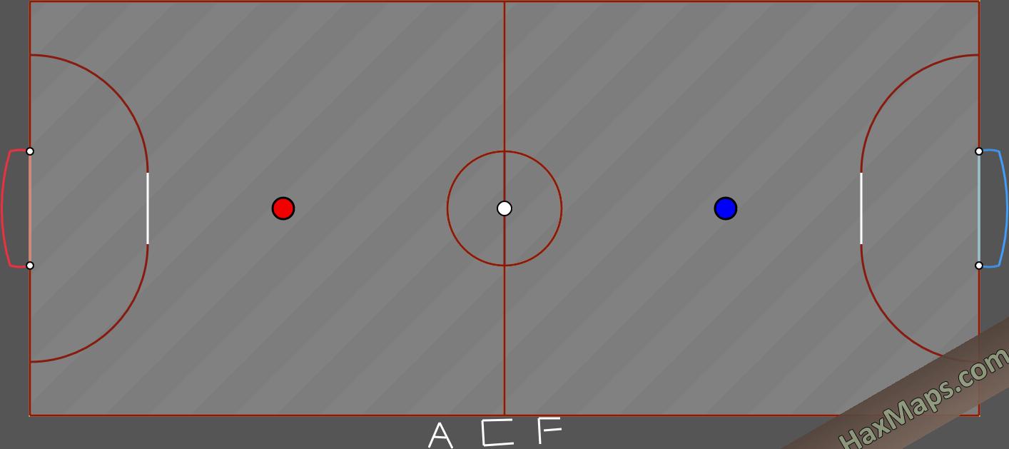 hax ball maps | Futsal x4 by AFC