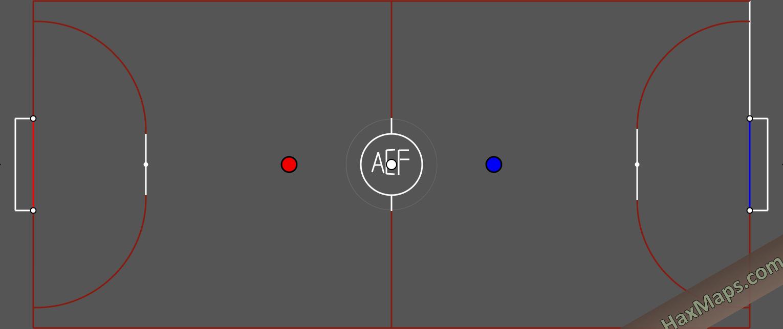 hax ball maps | Futsal x4 by AFC official