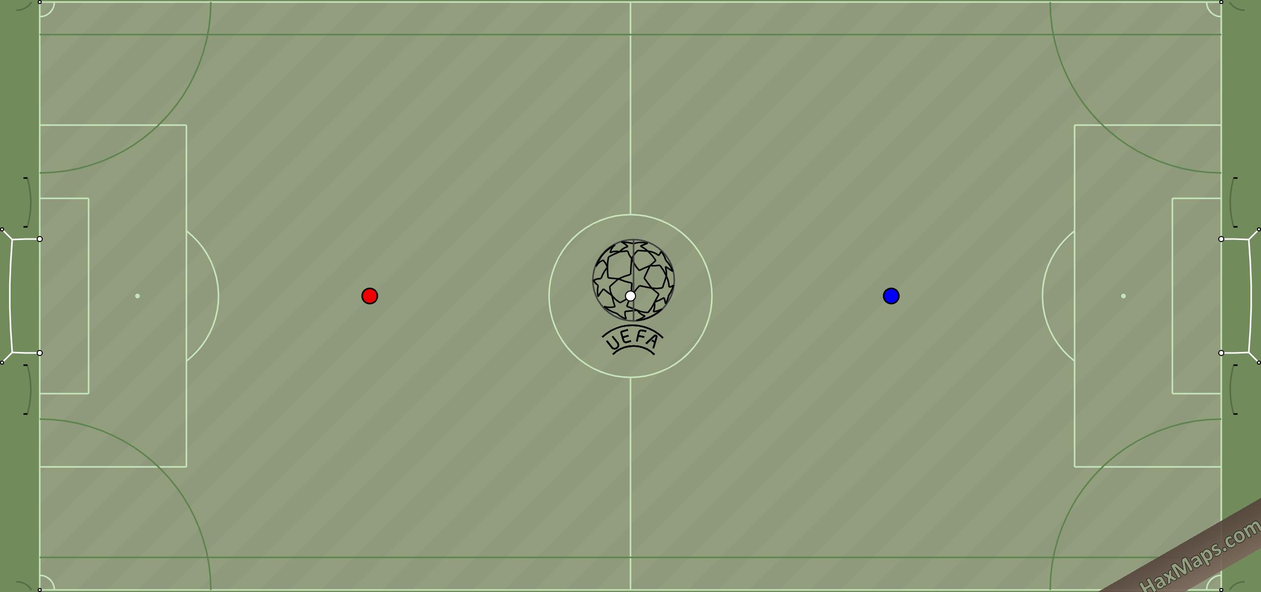 hax ball maps   Real soccer v4 Champions League by Tatangugu