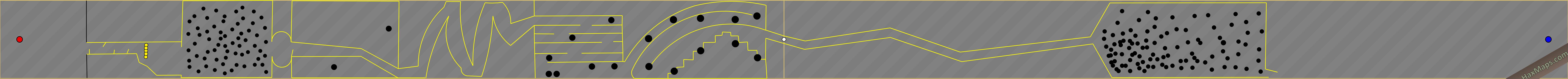 hax ball maps | The World's Hardest Yellow 2 by MasterMatkap`S