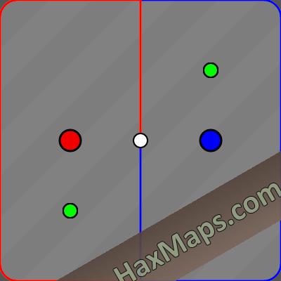 hax ball maps | 1 vs 1 Battle by Galactic Boy