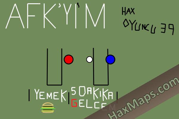 hax ball maps   Afk Belirtme Haritası KURUCU İÇİN