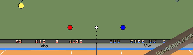 hax ball maps | 3D Volleyball by Vhagar
