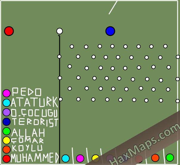 hax ball maps | Türk Usulü Şans Oyunu