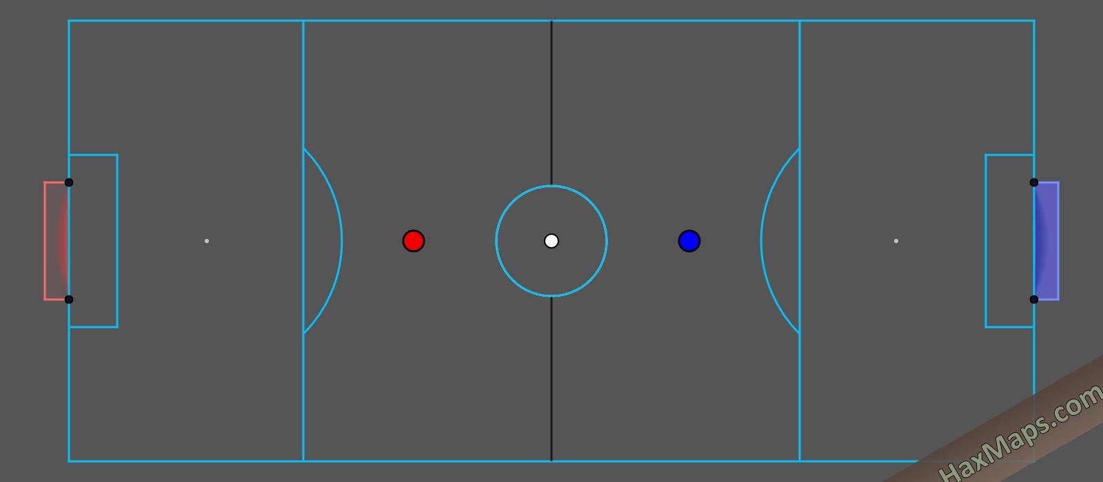 haxball maps | FIHA Futsal Legends 4x4