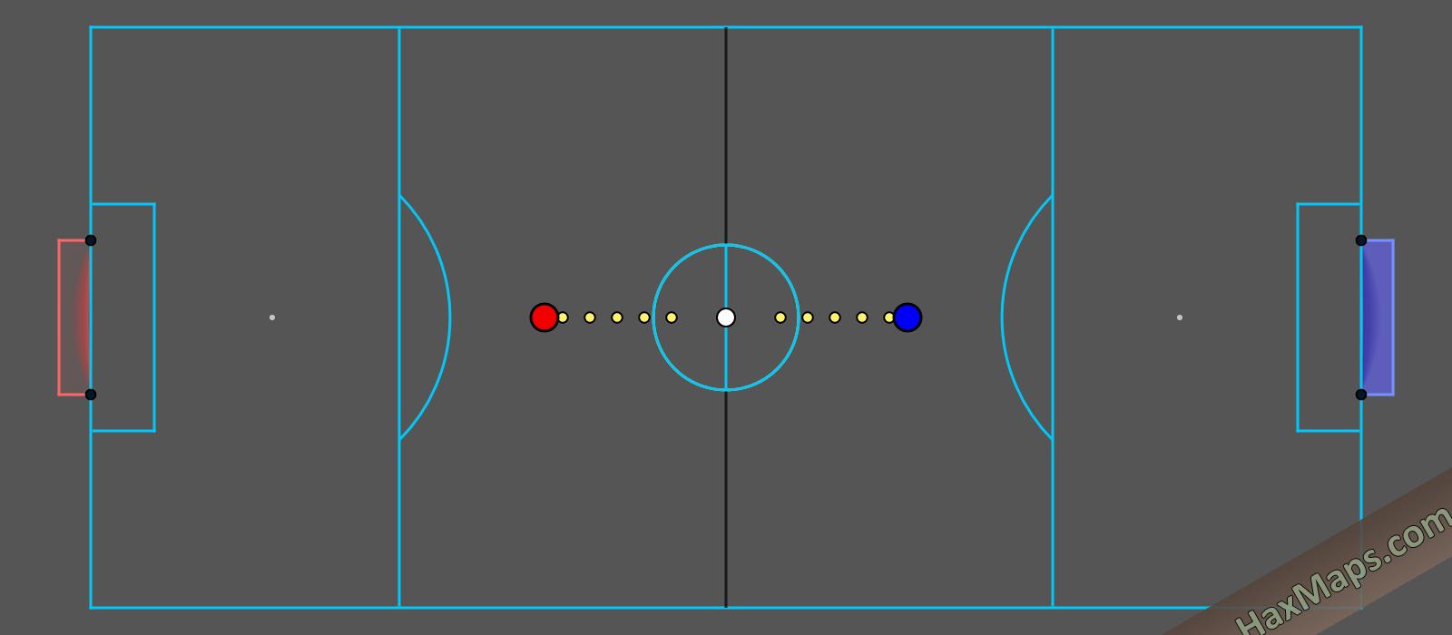 haxball maps   FIHA Futsal Legends Training