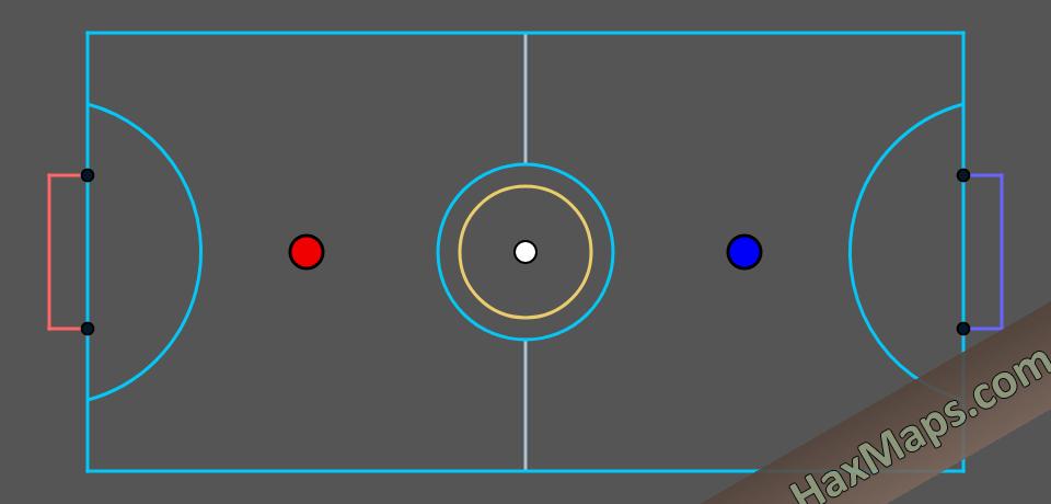 hax ball maps | FIHA Futsal Legends 1x1