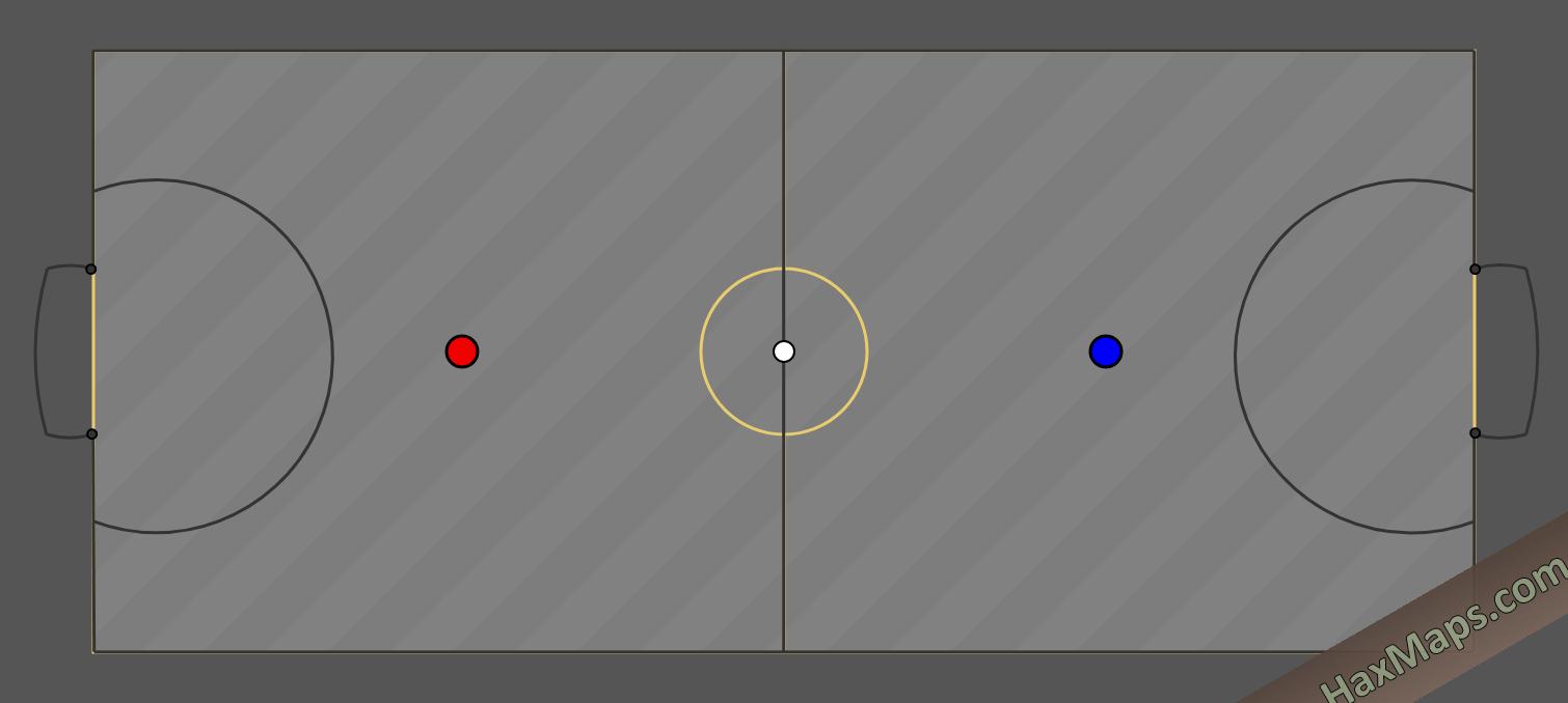 haxball maps | Futsal 3v3 Freecks Edition From HaxMaps