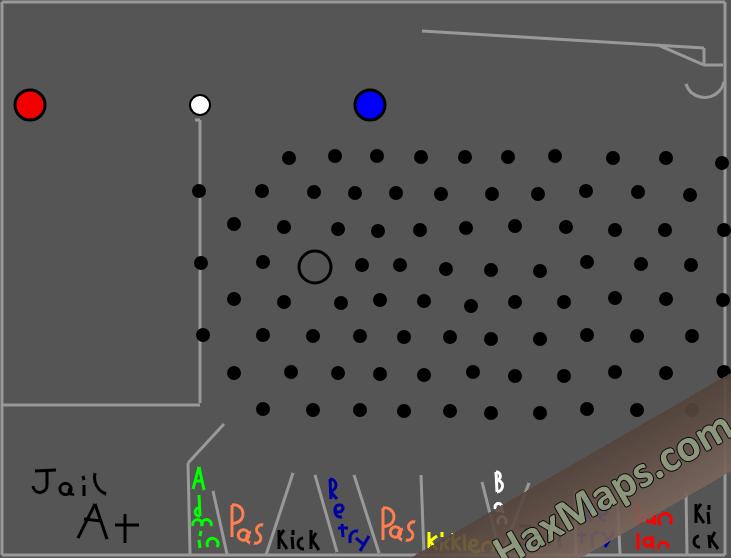 hax ball maps   Luck Game V2 by elemann