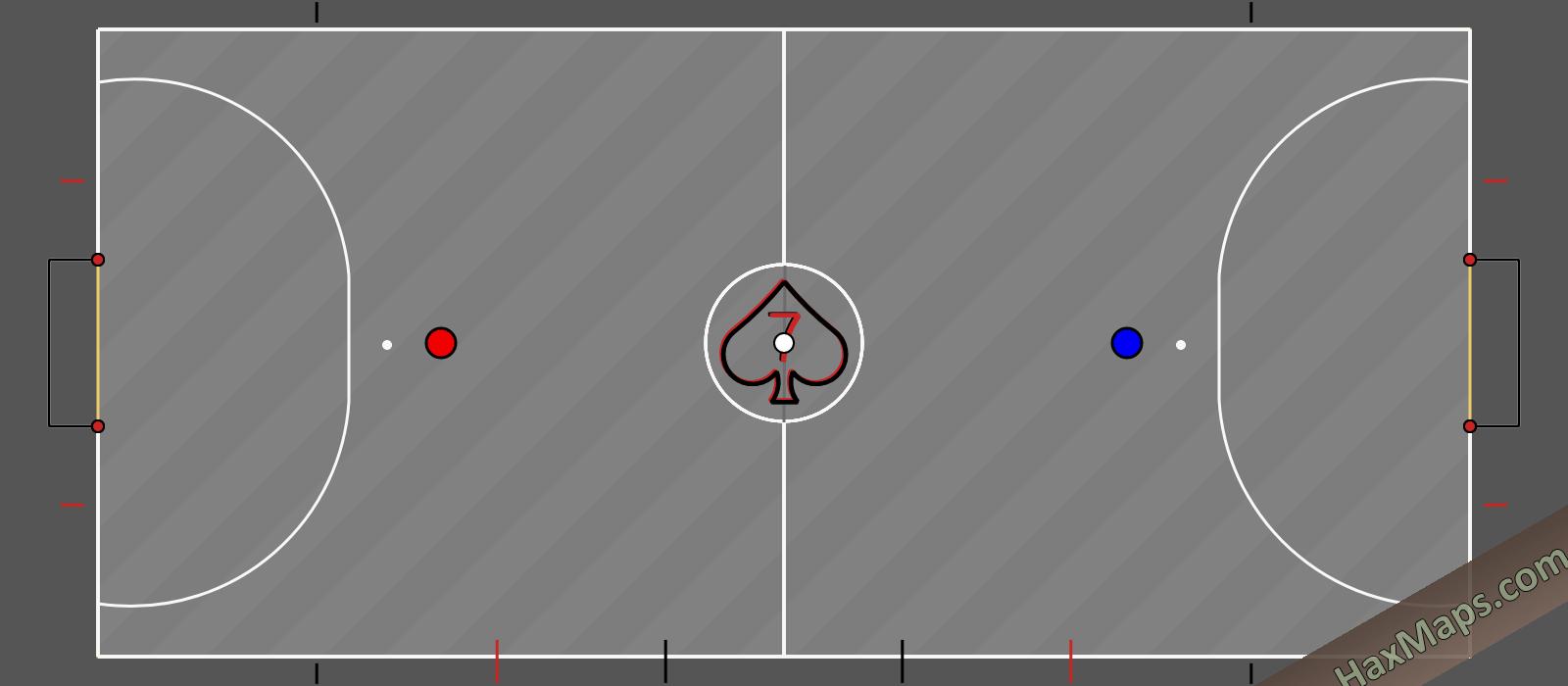 hax ball maps   Futsal x4 ; By mgrx & Sie7e_de_pics